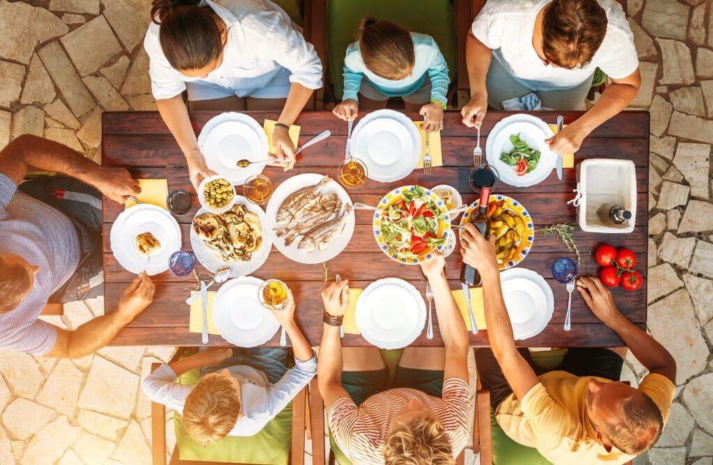 Education et accès à l'alimentation