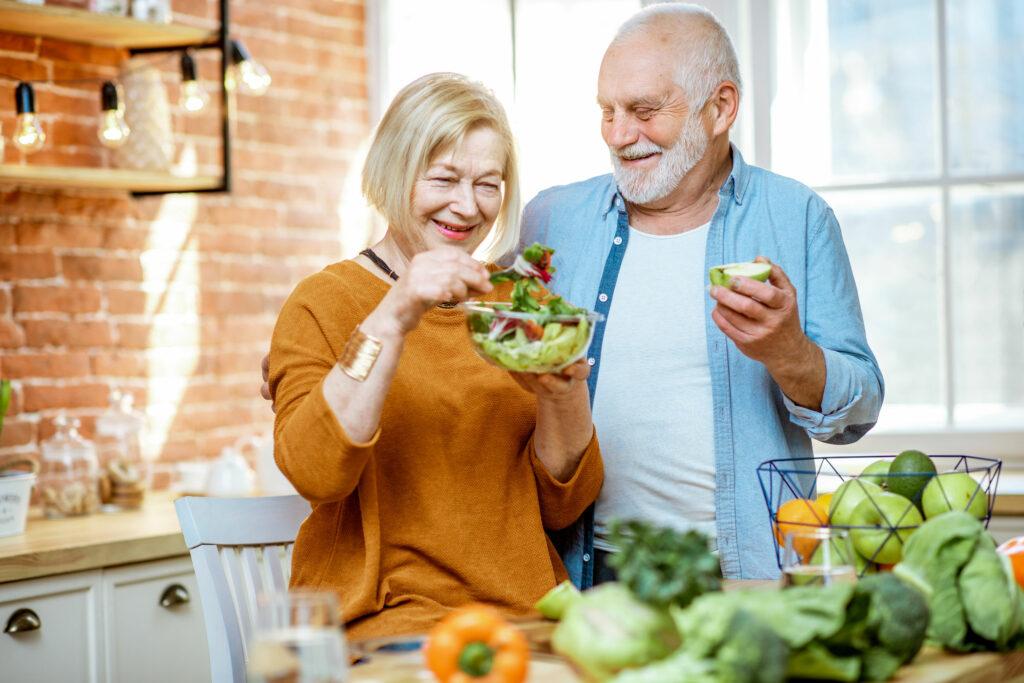 Seniors et nutrition : innovation et enjeux socio-économiques