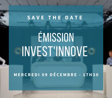 Soirée Invest'Innove – Décembre 2020