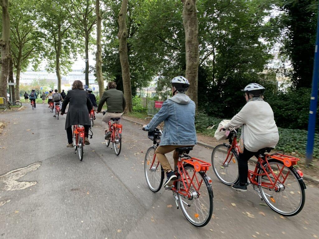 Rencontres du Parc Eurasanté – La mobilité sur le Parc